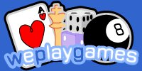 We Play Games Logo